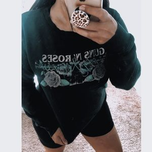 Daydreamer 🌸 Guns N' Roses Sweatshirt